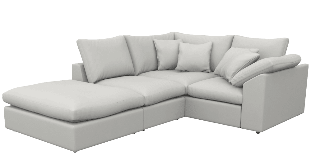 Big Softie Sloped Arm corner sofa Product card