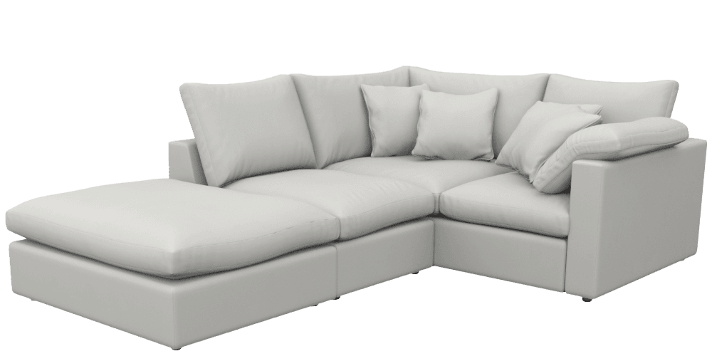 Big Softie Straight Arm corner sofa Product card