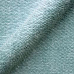 Mottled Linen Cotton: Turquoise