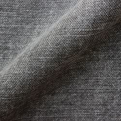 Mottled Linen Cotton: Thunder
