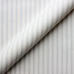 Cotton Stripe: Grey