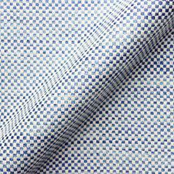 Basket Weave: Blue