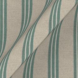 Cloth 18 stripe Bengal: Basil