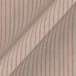 Cloth 18 stripe Ticking: Cranberry