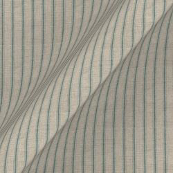 Cloth 18 stripe Ticking: Basil