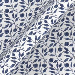 Rosehip Linen: Indigo