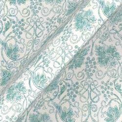 Grapevine Linen: Sage