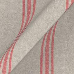 Walloon Linen: Red