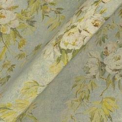 Floreale Linen: Celadon