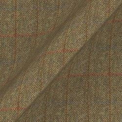 Harris Tweed: Green