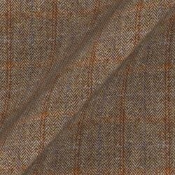 Harris Tweed House: Bracken Herringbone