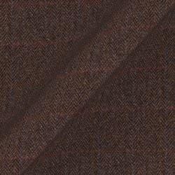 Harris Tweed House: Peat Herringbone