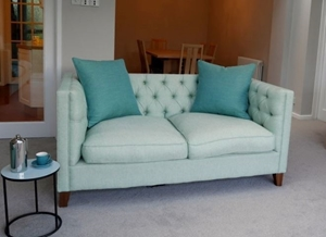 Haresfield 2 Seater Sofa in Swaffer Acer Colour 43