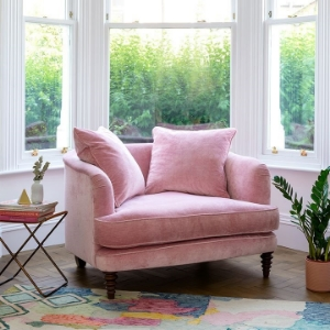 Shop Our Edit: Helmsley Snuggler in Mossop Old Rose