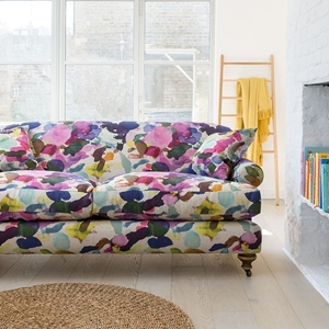 Shop Our Edit: Hampton 3 Seater Sofa in Bluebellgray James Autumn