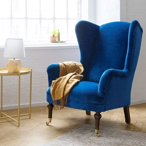 Shop Our Edit: Glen Elrich Chair in Mossop Cobalt