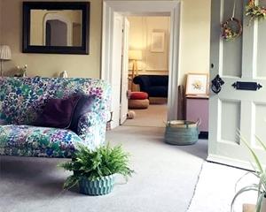 Customer Image: Midhurst 2.5 Seater Sofa in Liberty Fresco Lagoon Linen