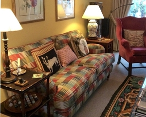 Customer Image: Alwinton 2 Seater Sofa in Warwick Medina Watermelon