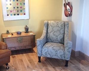 Customer Image:  Sennen chair in Colwyn Grey