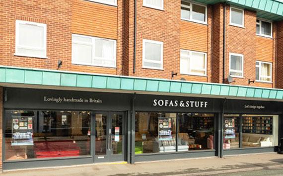 Sofa Shop Knutsford - Cheshire