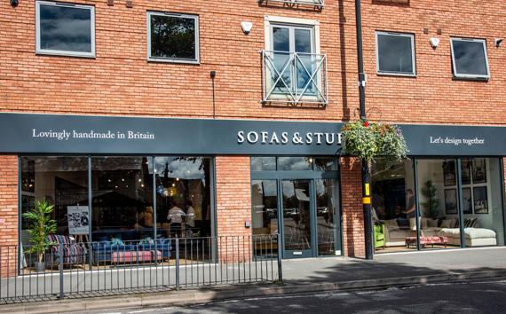 Sofa Shop Sutton Coldfield - Birmingham