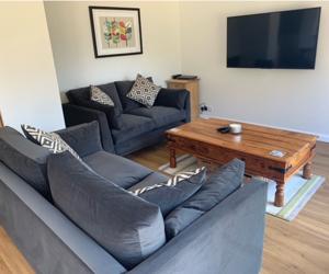 Customer Photos: Saltdean 3 & 2 Seater Sofas in House Velvet Charcoal