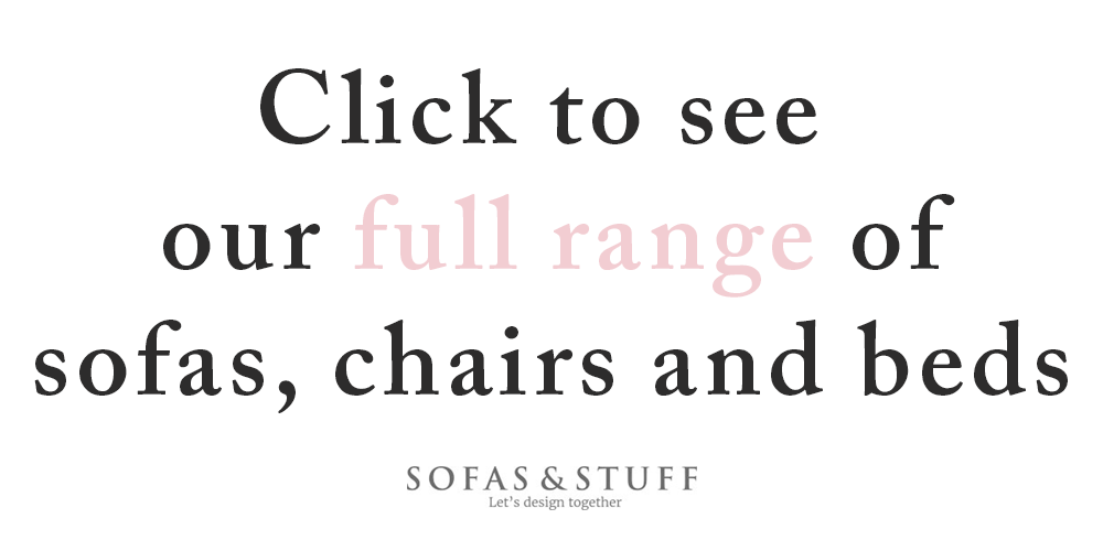 web banner for sofas and stuff products
