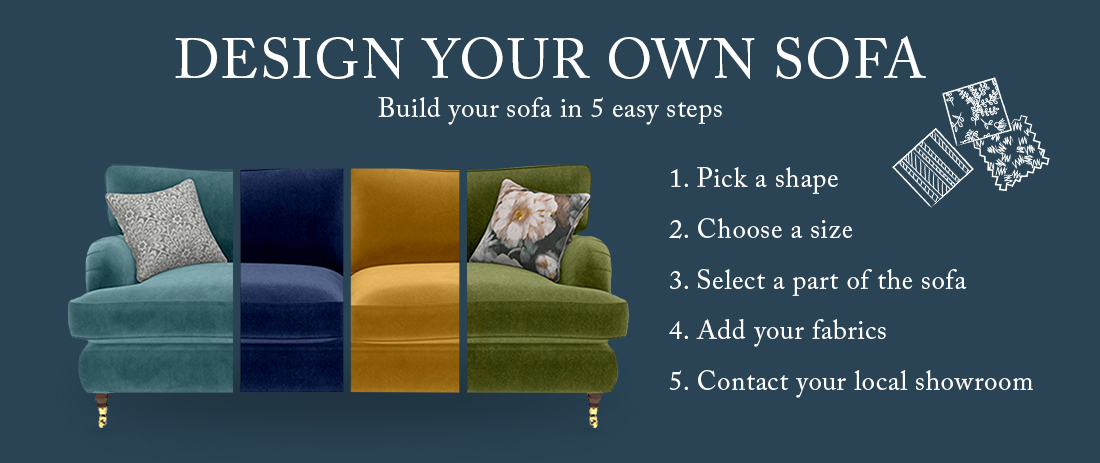 Design your own sofa software
