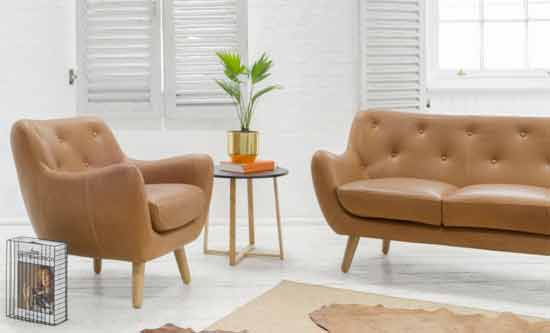 brown leather sofa with quick delivery inspire pages